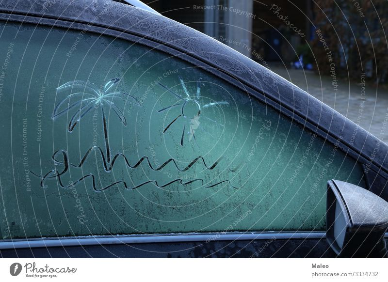 drawing on frozen car window on an icy morning Background picture Car Cold Frost Glass Ice Morning Snow Snowfall Weather White Window Car Window Winter Frozen