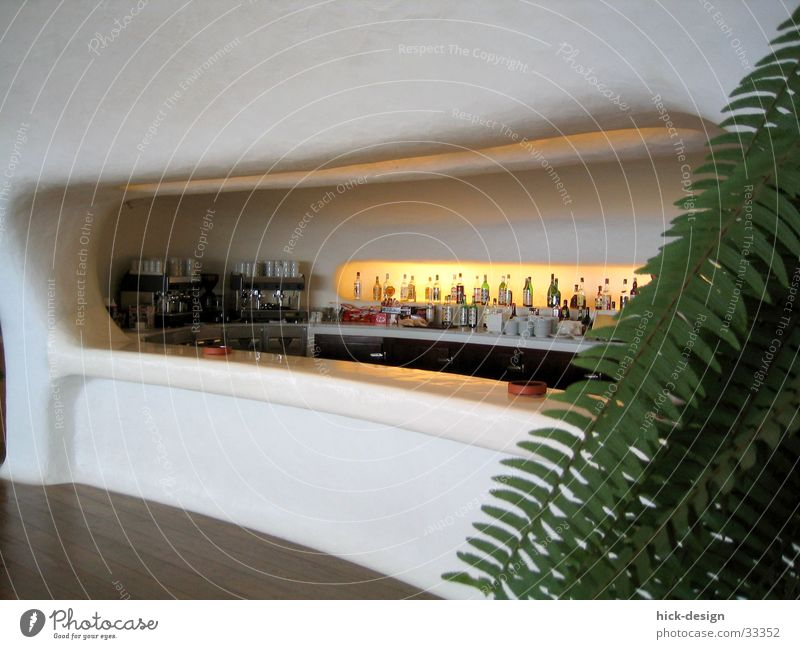 Architecture Modern Beverage Bar Lanzarote Canaries