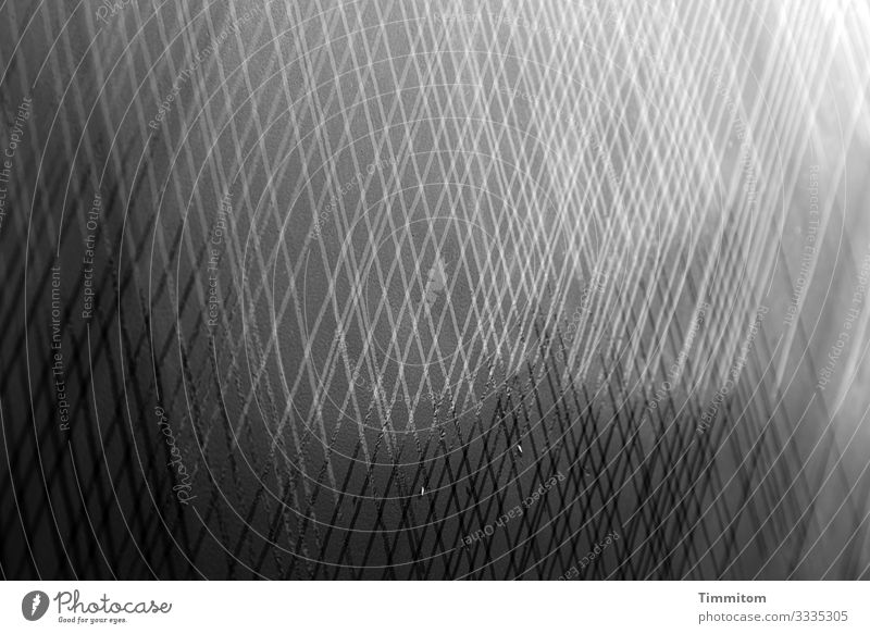 Raindrop lines Technology Rail transport Engines Steamlocomotive Metal Line Esthetic Simple Gray Black White Emotions Drops of water Double exposure