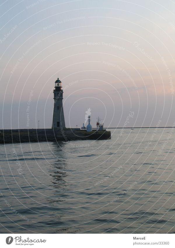Sun Ocean Romance Lighthouse