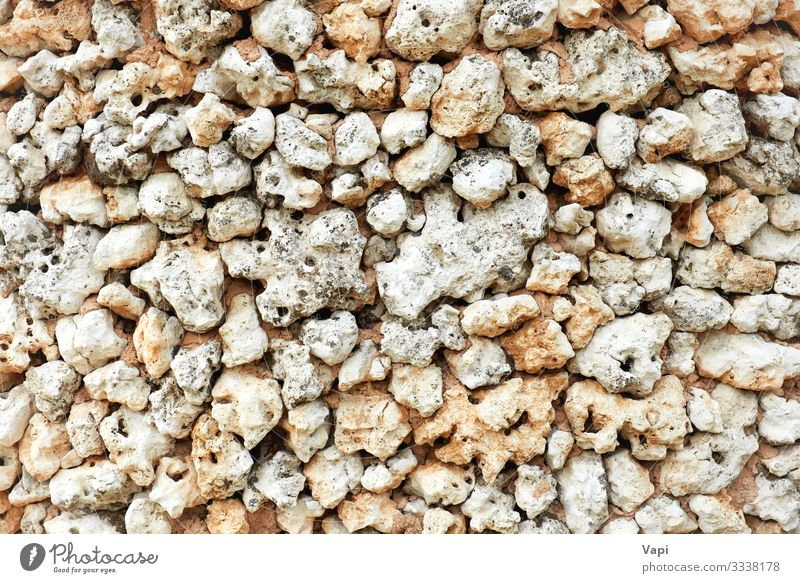 Stone background Decoration Wallpaper Nature Sand Rock Old Large Natural Brown Yellow Gray White Colour wall Material Consistency Pebble Cobblestones Formation