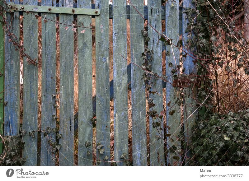 Old wooden fence Wood Fence Background picture Colour Abstract Rough Surface Structures and shapes Pattern Detail Material Plank Wall (building) Flake