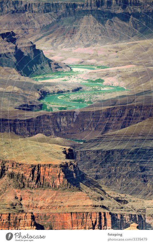 Grand Canyon Tourism Trip Adventure Nature Landscape Sand Air Rock Desert Tourist Attraction Landmark Stone Exceptional Fantastic Wild Americas USA Arizona