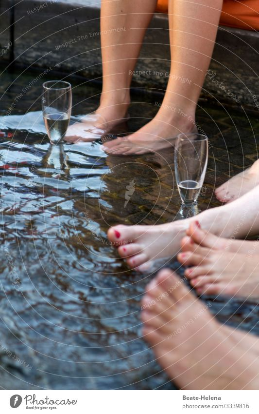 Relaxation Joy Healthy Cold Happy Feasts & Celebrations Exceptional Party Feet Swimming & Bathing Together Friendship Leisure and hobbies Communicate To enjoy