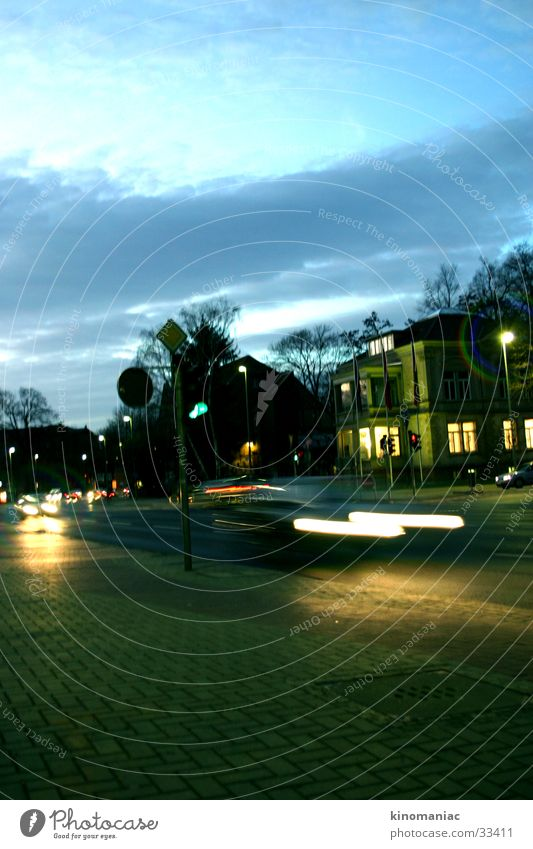 Sky City House (Residential Structure) Car Transport
