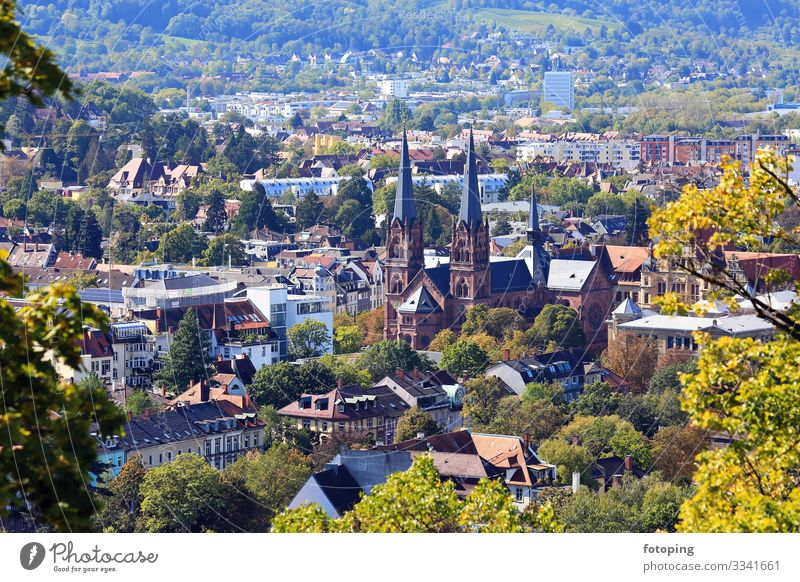 Freiburg Tourism Trip Sightseeing City trip Town Old town Architecture Tourist Attraction Landmark Monument Historic Destination Baden-Wuerttemberg breisgau
