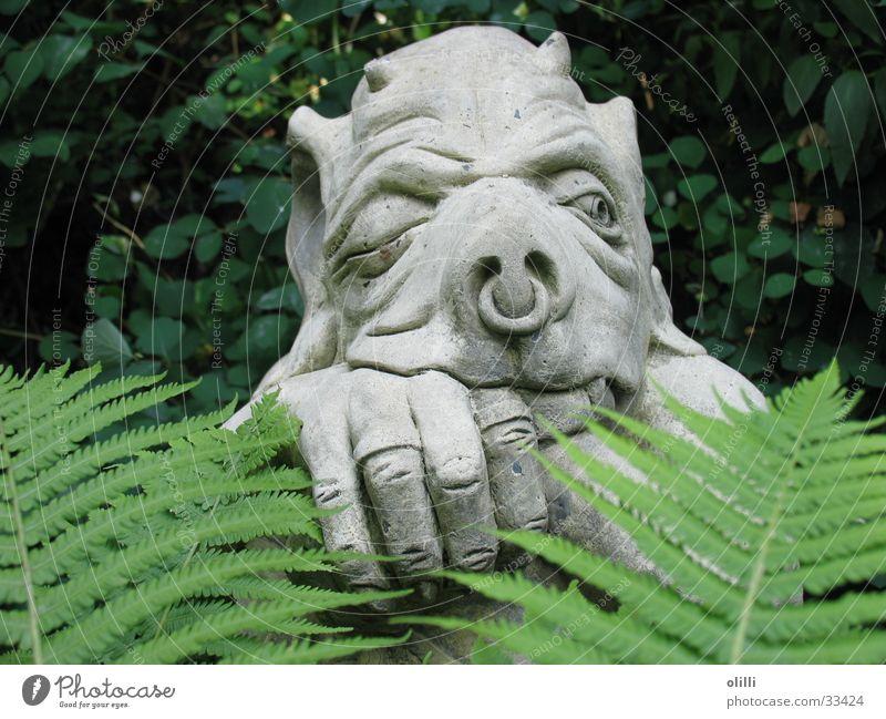 Garden Statue Obscure Watchfulness Sculpture Fantasy literature