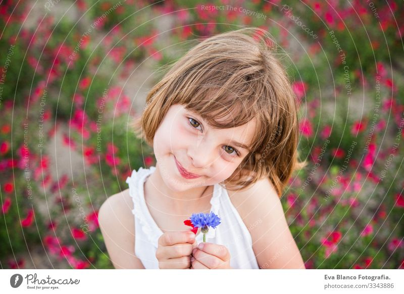 outdoors portrait kid smiling Portrait photograph Joy Child Cute Happiness Cheerful Beautiful Small Hair Exterior shot Face Girl Infancy Caucasian Smiling