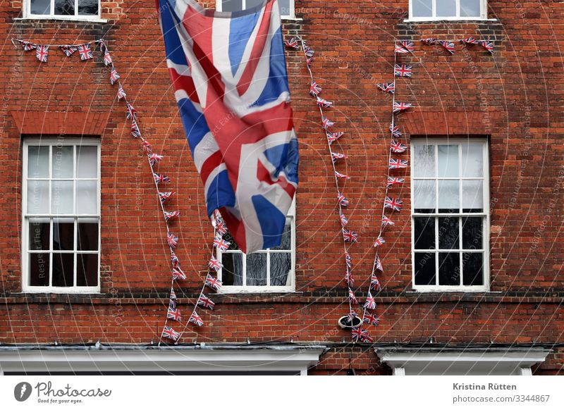 union jack deco Lifestyle Vacation & Travel Feasts & Celebrations House (Residential Structure) Building Architecture Wall (barrier) Wall (building) Facade