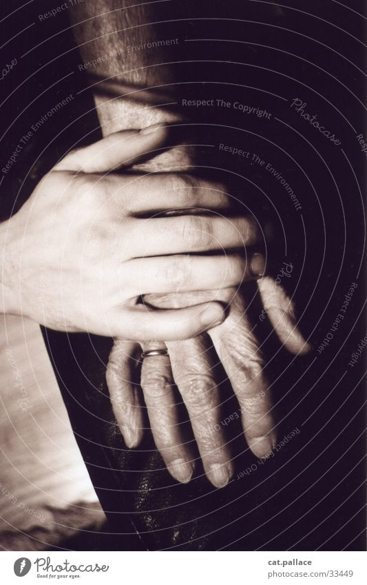 hands Hand Brown Fingers Black Soft Human being Old Skin Flaten. duplex Near To hold on