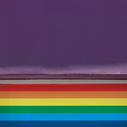 somewhere Wall (barrier) Wall (building) Sign Signs and labeling Line Stripe Multicoloured Violet Acceptance Sympathy Together Sex Peaceful Humanity Solidarity