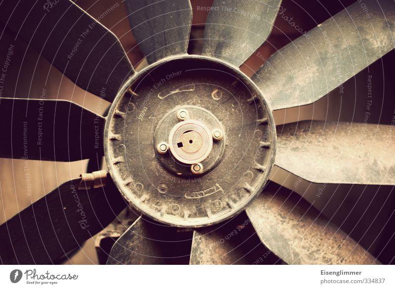 Dirty Machinery Refrigeration Ventilation