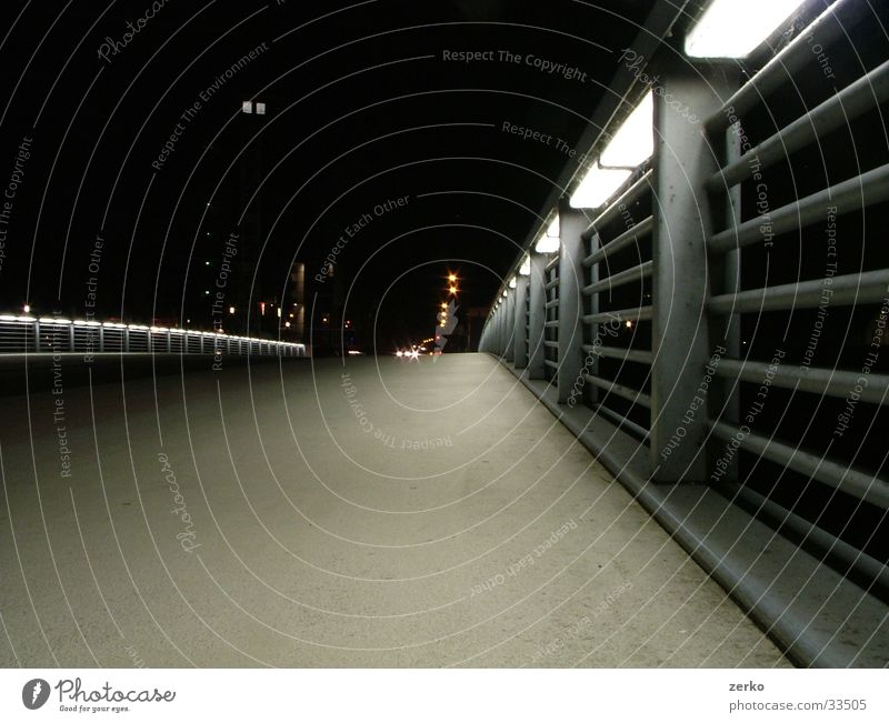 City Lanes & trails Lighting Design Bridge Modern