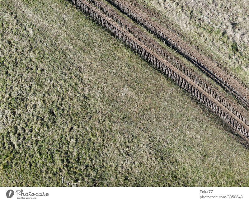 #Drona farming 1 Environment Nature Landscape Meadow Field Esthetic Agriculture Agricultural machine drone Aerial photograph Colour photo Exterior shot