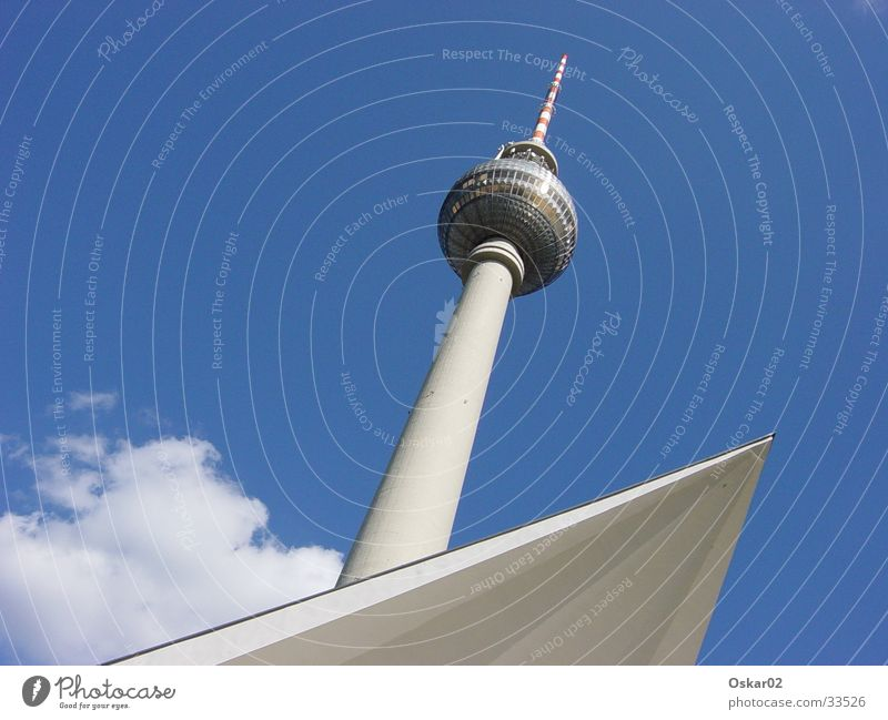 Berlin Architecture Alexanderplatz