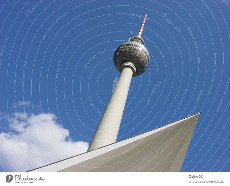 Berlin Architecture Alexanderplatz