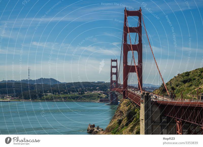 "Golden Gate Bridge Water Spring Summer Coast Bay Ocean Town ""Golden Gate Bridge,"" San Francisco San Francisco bay Work and employment Utilize Going Walking"