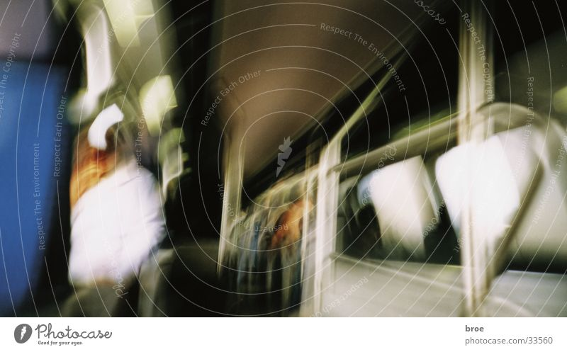 one train ride Railroad Photographic technology Lomography