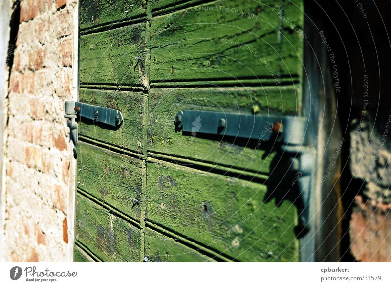 barn door Wood Barn Hinge Architecture Stone Detail Door Gate