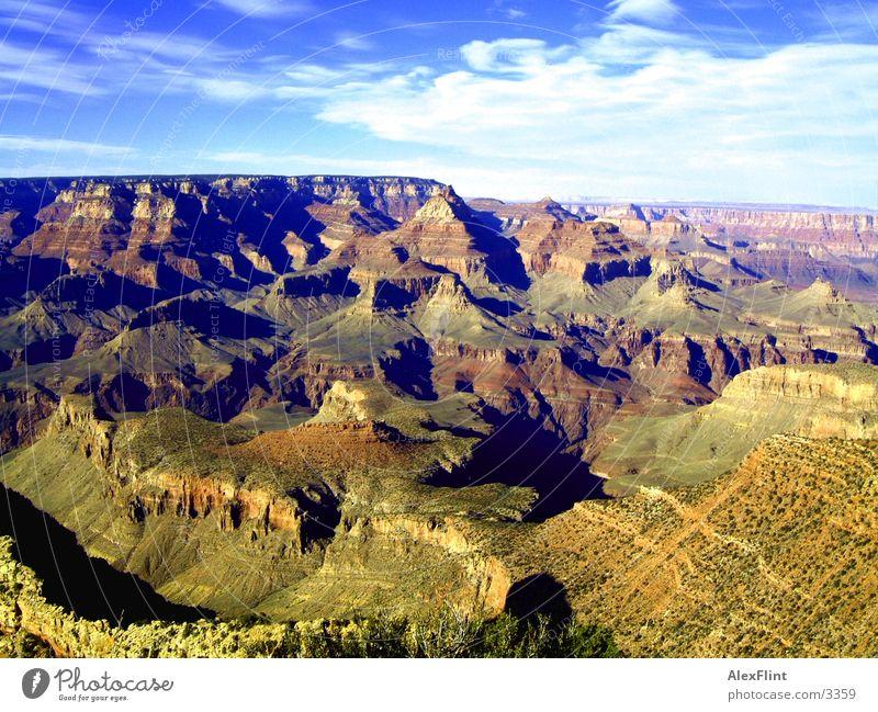 canyon Canyon Landscape USA