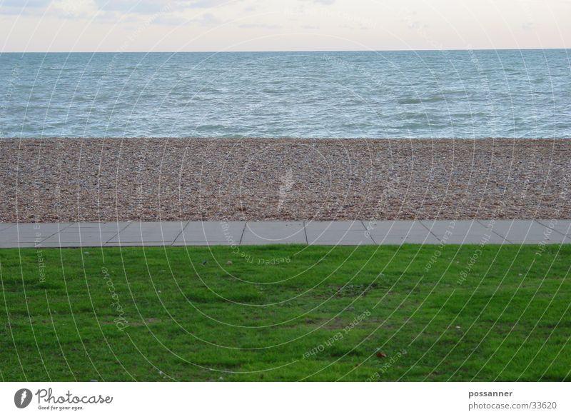 beachstrip England Beach Ocean hastings south coast