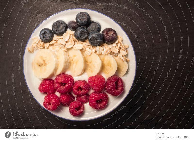 healthy breakfeast Food Fruit Grain Dessert Candy blueberrie Nutrition Eating Breakfast Organic produce Vegetarian diet Diet Berries Banana Cereals Lifestyle