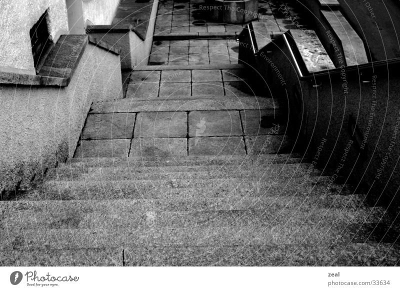 Stairway Architecture Stairs Stone Old departure
