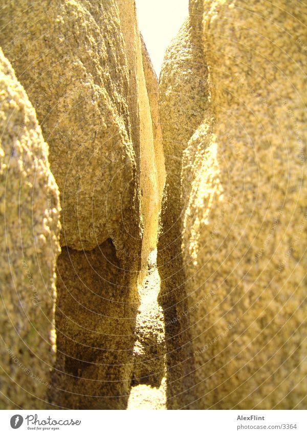 Stone Rock Column