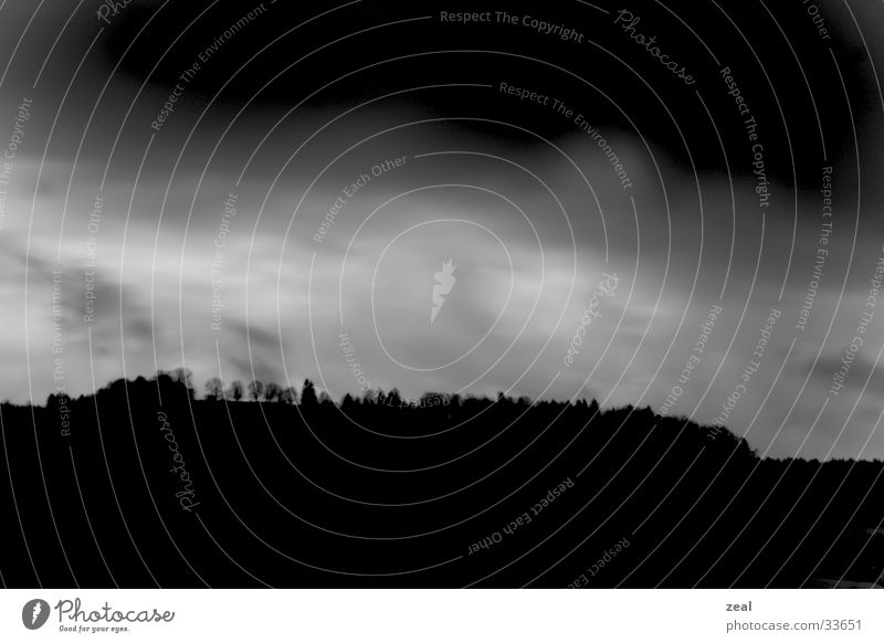 ::.. armageddon @2...: Dark Infrared Mountain doom mood Landscape Thunder and lightning Filter
