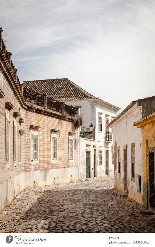 empty streets (18). Style Environment Small Town Old town Deserted House (Residential Structure) Building Architecture Wall (barrier) Wall (building) Facade