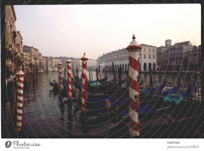 Moody Europe Italy Historic Venice November Canal Grande