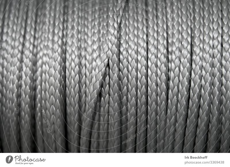 rope wound on a pulley Aquatics Sailing Rope Fishing boat Sport boats Yacht Motorboat Sailboat Sailing ship Knot To hold on Maritime Silver Force Trust Safety