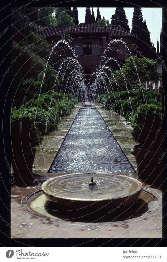 Water Park Architecture Europe Spain Granada