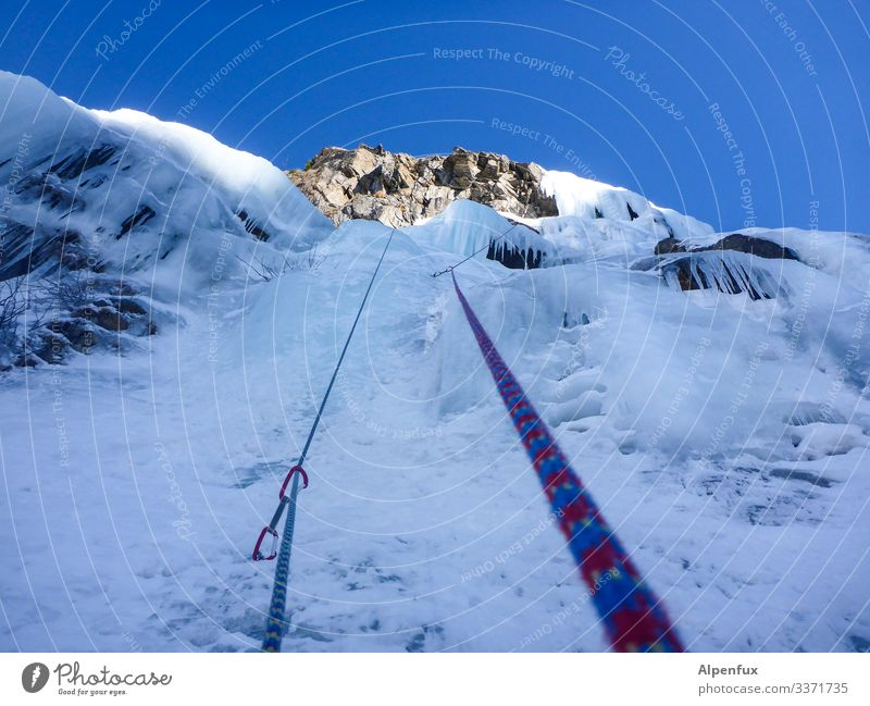 Ice Age | Time in Ice Environment Nature Elements Climate Climate change Weather Beautiful weather Frost Hill Rock Mountain Peak Glacier Bravery Self-confident
