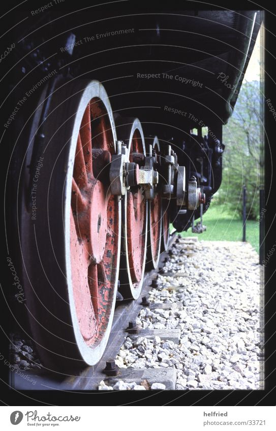 Technology Railroad Engines Electrical equipment Control device Steamlocomotive