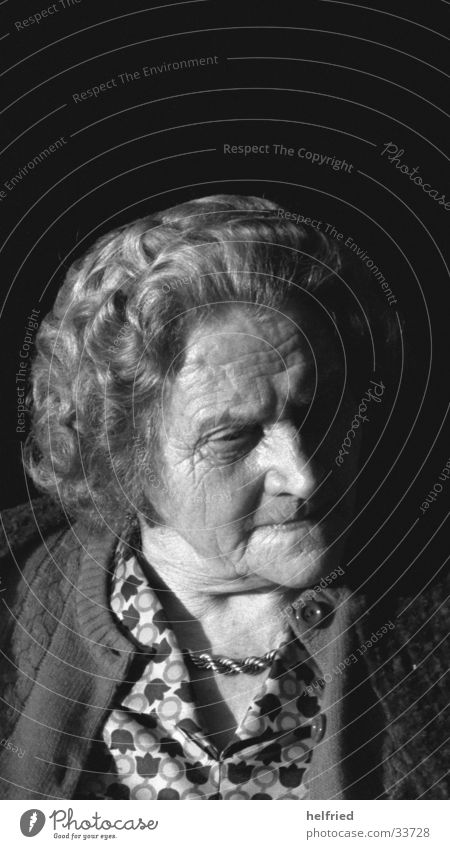 grandmother Woman Portrait photograph Human being Old