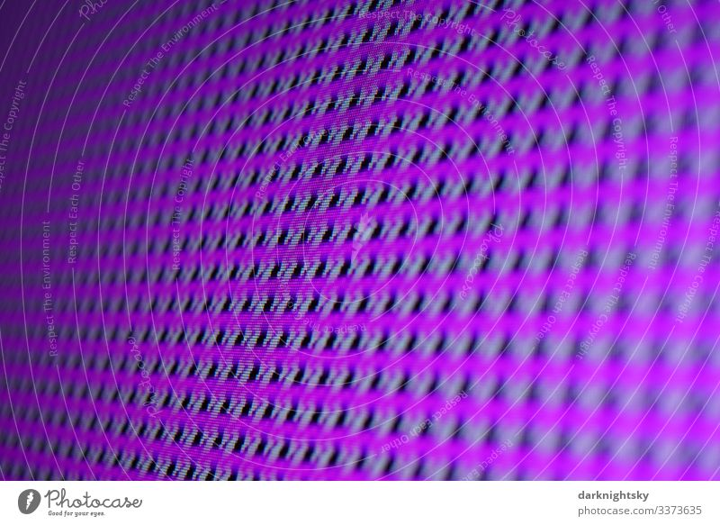 Monitor background disturbance with pattern texture in purple color Structures and shapes Experimental Colour photo Television Internet Information Technology