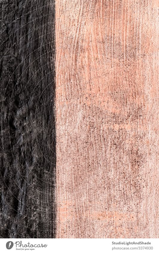 Textured pink and black wall painted stone background texture abstract surface dusty pink pastel concrete textured grunge grungy stripes striped copy space