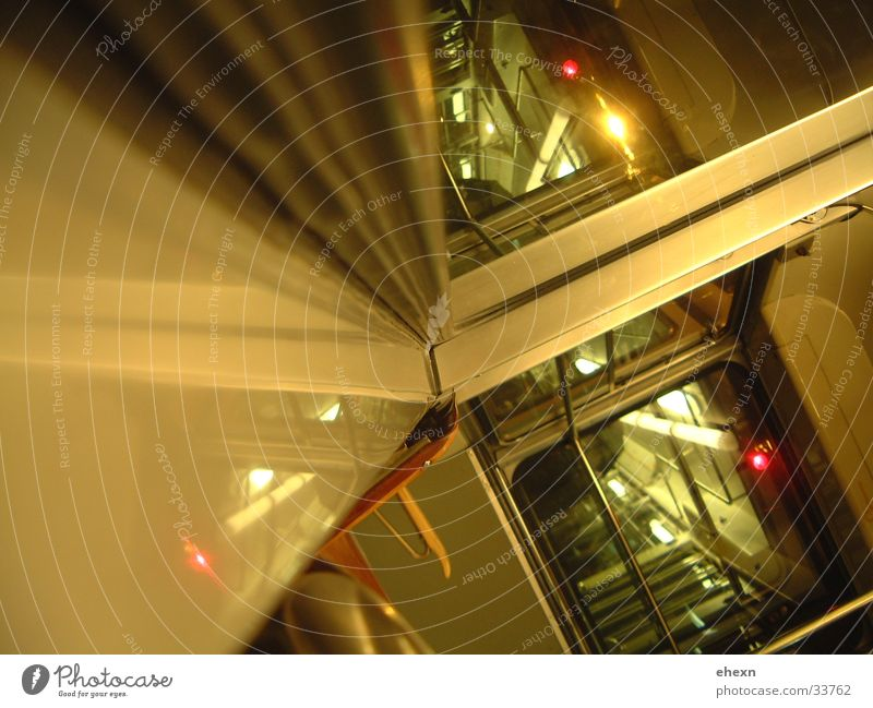 Head on window frame Tram Night Style Transport Perspective Reflection Colour Railroad Zurich züritram Snapshot