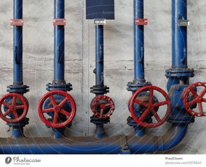piping Conduit Wall (building) Wall (barrier) Exterior shot conduit House (Residential Structure) Building Industry