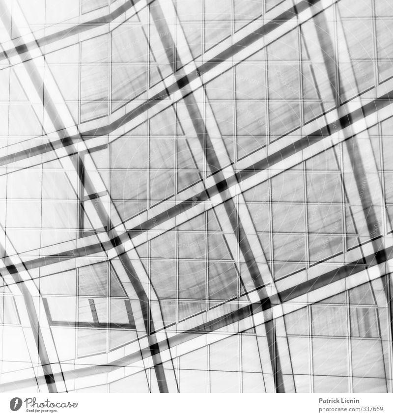 City Window Wall (building) Wall (barrier) Facade Idyll Elegant High-rise Design Esthetic Idea Network Curiosity Mysterious Chaos Bizarre