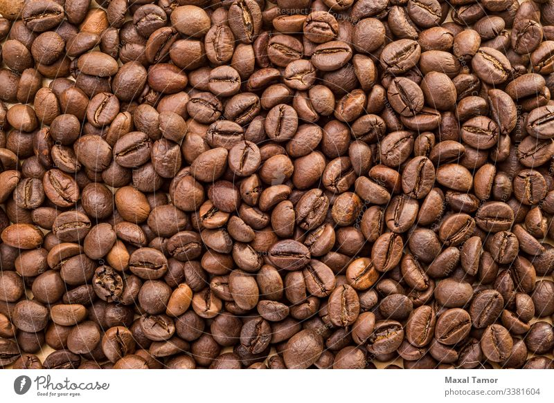 Grain Breakfast Beverage Coffee Espresso Dark Natural Brown Black Energy Tradition Arabia arabica Aromatic background backgrounds Beans brew Café Caffeine