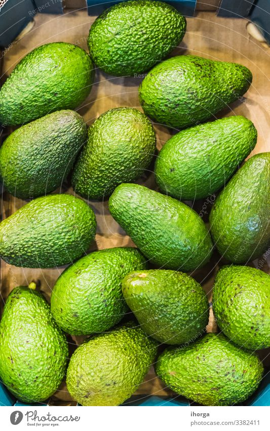 Exhibition of green avocados for sale Juice agriculture background beverage concept delicious diet eating exotic food fresh freshness fruit health healthy