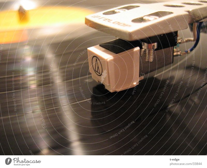 Technology Pick-up head Record Record player Electrical equipment