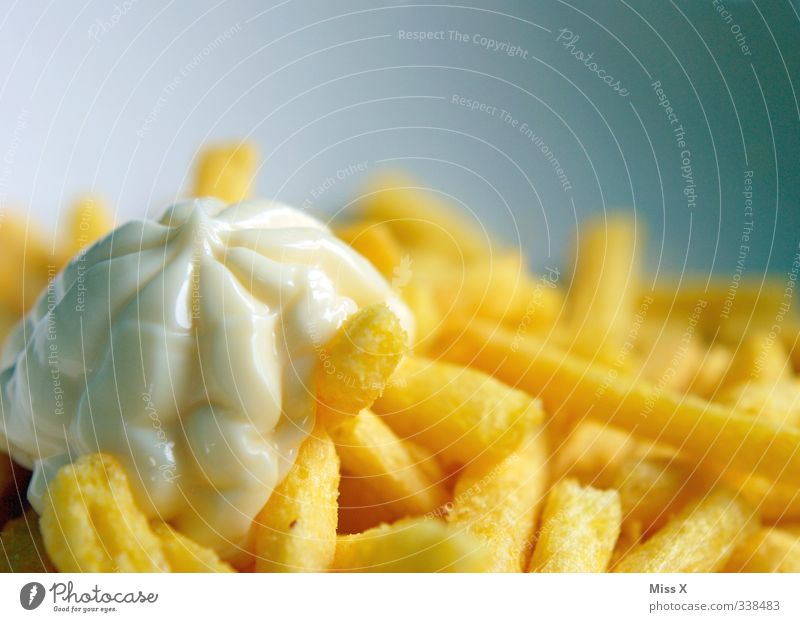fries Food Nutrition Lunch Dinner Fast food Delicious Vice Gluttony Voracious Lack of inhibition Mayonnaise French fries Fast food restaurant Salty Hot Fat