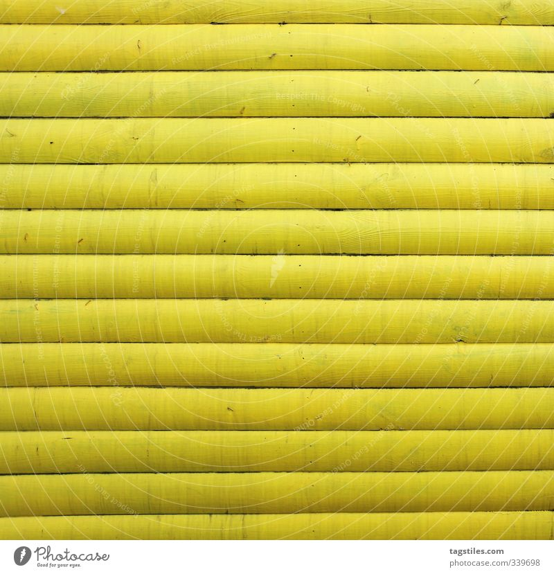 Yellow Wall (building) Wood Line Background picture Wooden board Parallel Direct Wooden wall Simplistic Joist Canceled