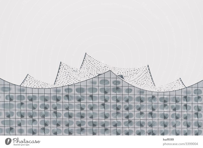 curved glass façade Architecture Window Curved Facade Financial Industry Financial institution Urban development Modern architecture Abstract Business High-rise
