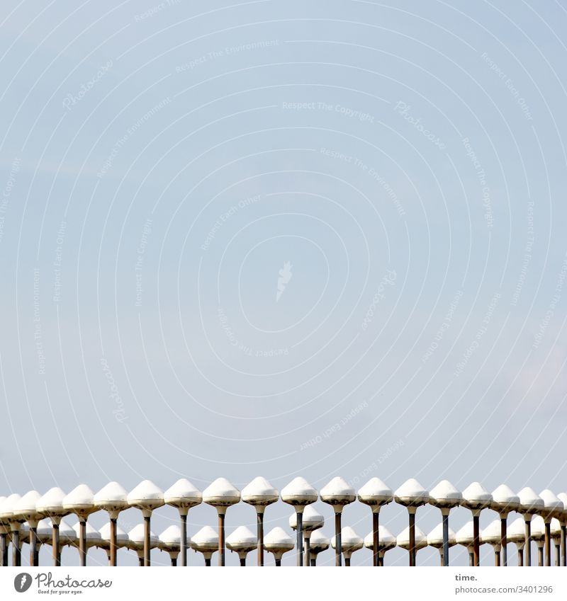 circle dance Manmade structures Round Sky Whimsical Architecture Carrier Circle meeting at the same time in common Identical group togetherness