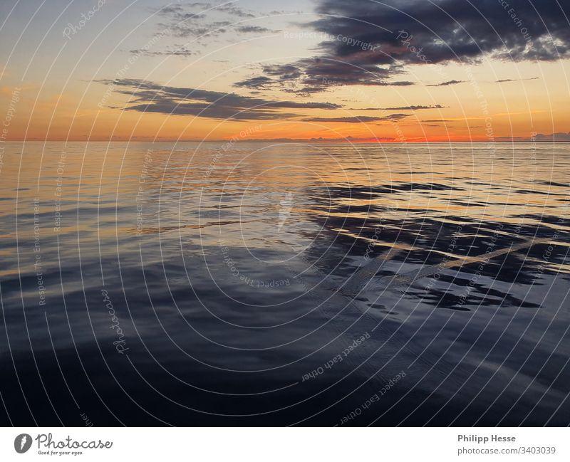 Sunset Mexico sunset ocean playa del carmen silent ocean carribean