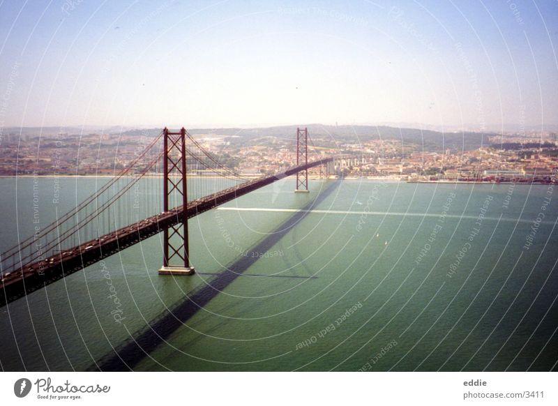 Bridge over troubled water Lisbon